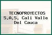 TECNOPROYECTOS S.A.S. Cali Valle Del Cauca