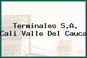 Terminales S.A. Cali Valle Del Cauca