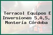 Terracol Equipos E Inversiones S.A.S. Montería Córdoba