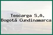 Tescarga S.A. Bogotá Cundinamarca