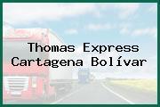 Thomas Express Cartagena Bolívar