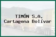 TIMÓN S.A. Cartagena Bolívar