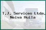 T.J. Services Ltda. Neiva Huila