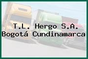 T.L. Hergo S.A. Bogotá Cundinamarca