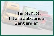 Tlm S.A.S. Floridablanca Santander
