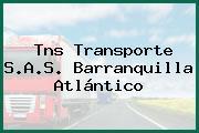 Tns Transporte S.A.S. Barranquilla Atlántico