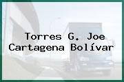 Torres G. Joe Cartagena Bolívar