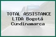 TOTAL ASSISTANCE LTDA Bogotá Cundinamarca