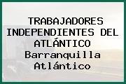 TRABAJADORES INDEPENDIENTES DEL ATLÁNTICO Barranquilla Atlántico