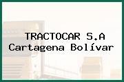 Tractocar S.A Cartagena Bolívar