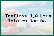 Traficos J.A Ltda Ipiales Nariño