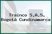 Trainco S.A.S. Bogotá Cundinamarca