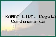 TRAMAX LTDA. Bogotá Cundinamarca