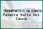 TRANPORTES ALIANZA Palmira Valle Del Cauca