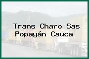 Trans Charo Sas Popayán Cauca
