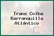 Trans Colba Barranquilla Atlántico