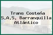 Trans Costeña S.A.S. Barranquilla Atlántico