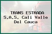 TRANS ESTRADA S.A.S. Cali Valle Del Cauca