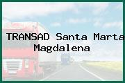 TRANSAD Santa Marta Magdalena