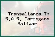 Transalianza Tn S.A.S. Cartagena Bolívar
