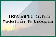 TRANSAPEC S.A.S Medellín Antioquia