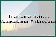 Transara S.A.S. Copacabana Antioquia
