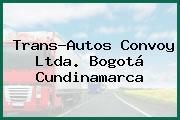 Trans-Autos Convoy Ltda. Bogotá Cundinamarca