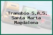 Transbio S.A.S. Santa Marta Magdalena