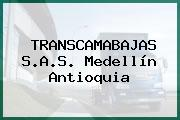 TRANSCAMABAJAS S.A.S. Medellín Antioquia