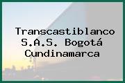 Transcastiblanco S.A.S. Bogotá Cundinamarca