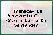 Transcav De Venezuela C.A. Cúcuta Norte De Santander
