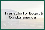 Transchalo Bogotá Cundinamarca