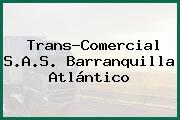 Trans-Comercial S.A.S. Barranquilla Atlántico