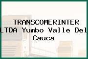 TRANSCOMERINTER LTDA Yumbo Valle Del Cauca