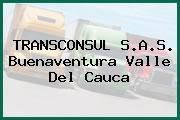 TRANSCONSUL S.A.S. Buenaventura Valle Del Cauca