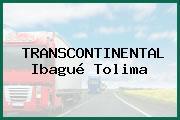 TRANSCONTINENTAL Ibagué Tolima