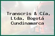 Transcris & Cía. Ltda. Bogotá Cundinamarca