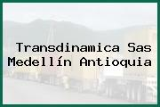 Transdinamica Sas Medellín Antioquia
