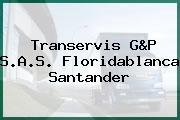 Transervis G&P S.A.S. Floridablanca Santander