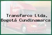 Transfarco Ltda. Bogotá Cundinamarca