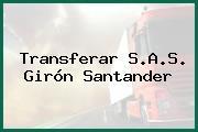 Transferar S.A.S. Girón Santander