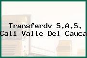 Transferdv S.A.S. Cali Valle Del Cauca