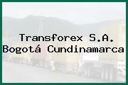Transforex S.A. Bogotá Cundinamarca