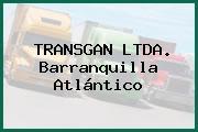 TRANSGAN LTDA. Barranquilla Atlántico