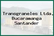 Transgraneles Ltda. Bucaramanga Santander