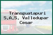 Transguatapuri S.A.S. Valledupar Cesar
