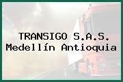 TRANSIGO S.A.S. Medellín Antioquia