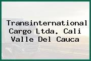 Transinternational Cargo Ltda. Cali Valle Del Cauca