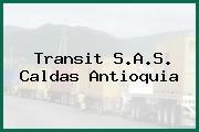 Transit S.A.S. Caldas Antioquia