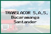 TRANSLACOR S.A.S. Bucaramanga Santander